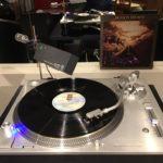 Jackson Brown – Running on EmptyのちょっとだけレアなUK ASYLUMオリジナル盤