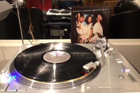 Pointer Sisters, Break Out